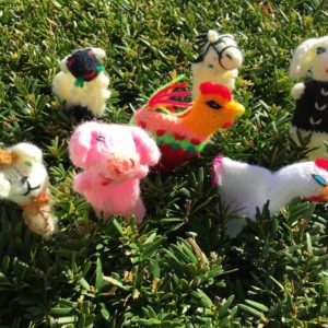Finger Puppets – Animals
