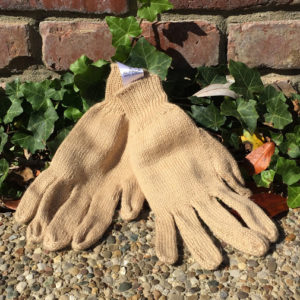 Solid Color Alpaca Blend Gloves