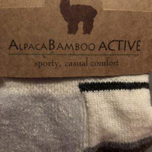 Women's Alpaca Bamboo Active Socks