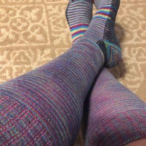 Alpaca Compression Socks