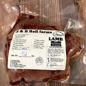 S&B Lamb Liver