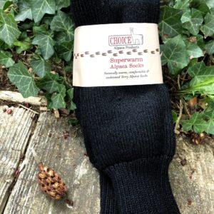 Superwarm Alpaca Socks