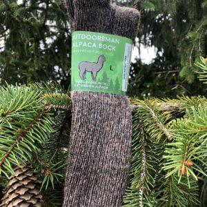 Outdoorsman Alpaca Socks