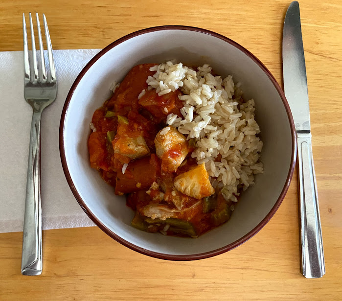 Read more about the article The Most Delicious Gumbo Bowl EVER